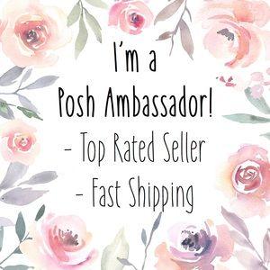 POSH AMBASSADOR | Shop with confidence 😊